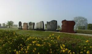 Headstone & Base